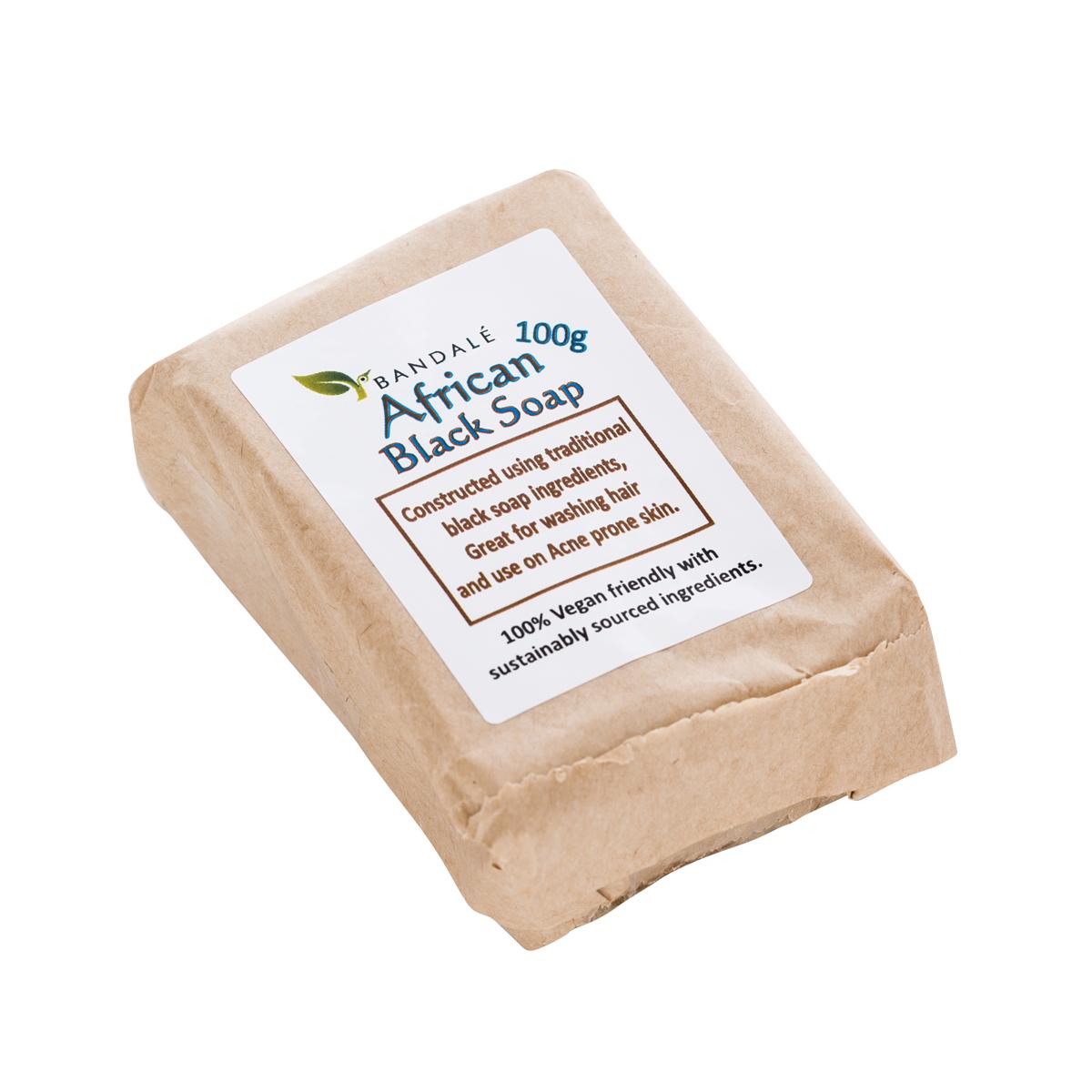 african black soap 100g