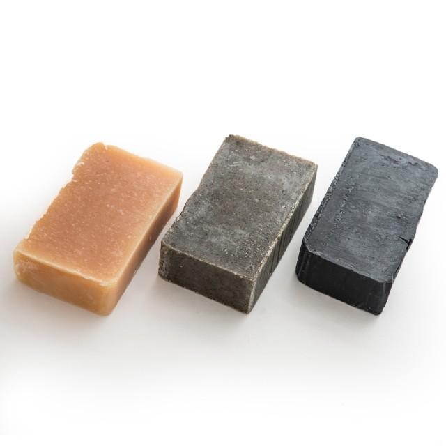 Skin health soaps